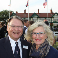 Mark and Wendy Reinemann